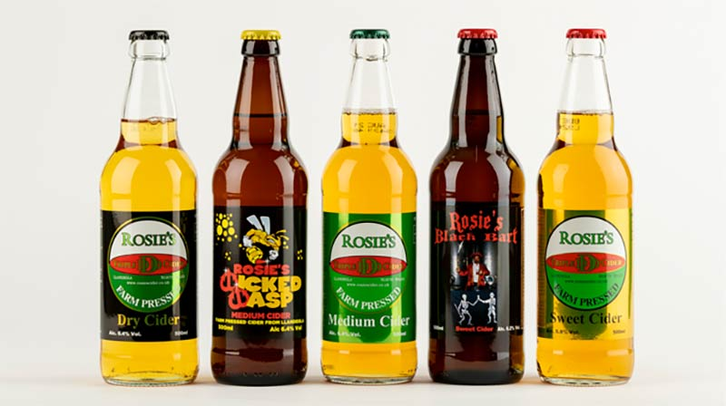 Discover Our Bottled Cider