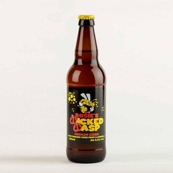 Wicked Wasp cider