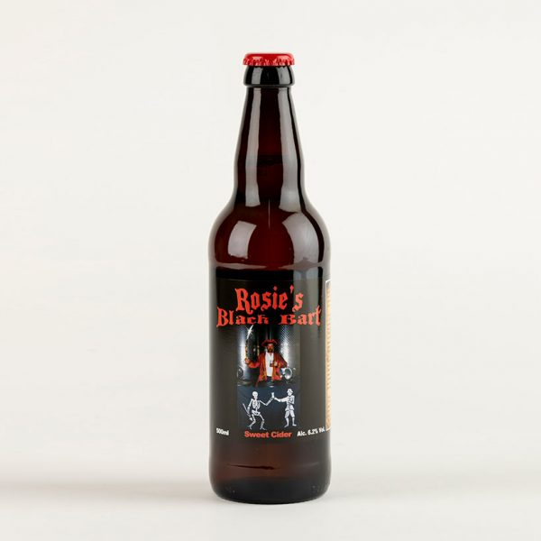 Rosies Black Bart Sweet Cider