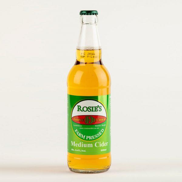 Rosie's Triple D Medium Cider