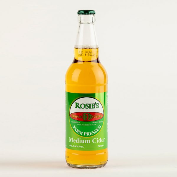 Rosie's Triple D Dry Cider