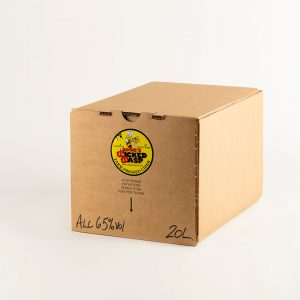 Rosies Wicked Wasp Cider - Bag In Box