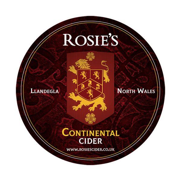 Rosie's Continental Cider