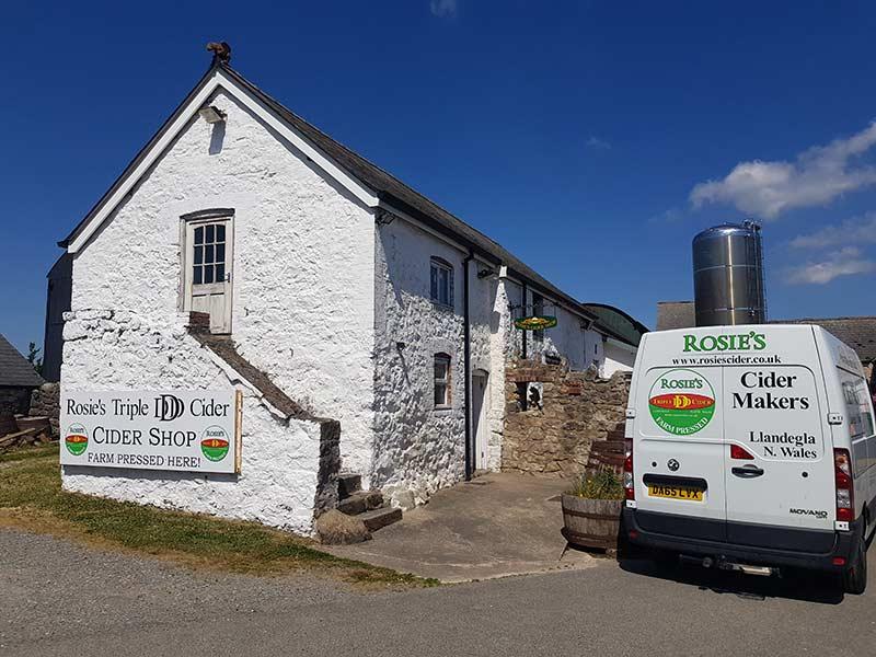 Rosie's Cider Farm Shop
